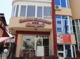 Pensiune Restaurant Avangarde, hotel in Piteşti