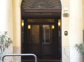 Hotel Due Colonne, hotel near Sardinia International Fair, Cagliari
