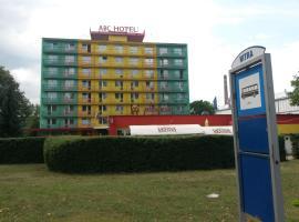 ABC Hotel Nitra, hotel in Nitra