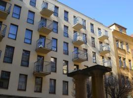 Aparthotel Austria Suites, Ferienwohnung in Prag