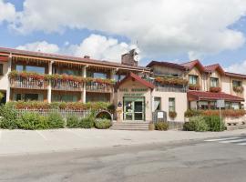 Etoile des Neiges, hotel in Métabief