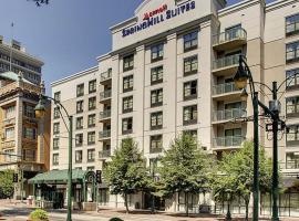 SpringHill Suites Memphis Downtown, Hotel in Memphis
