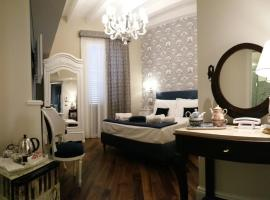 Dimora Bellini Luxury Rooms and Breakfast, hotel boutique a Palermo