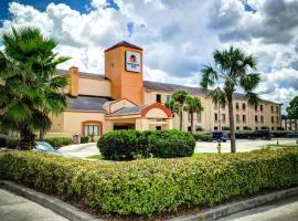 Destiny Palms Hotel Maingate West, budget hotel in Kissimmee