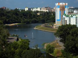 Prestige Apartment on Naberezhnaya, апартаменты/квартира в Орле