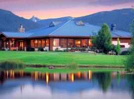 Mount Shasta Resort, golf hotel in Mount Shasta
