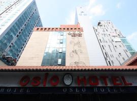 Hotel Seocho Oslo, motel in Seoul