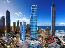 Hilton Surfers Paradise Hotel & Residences, hotel in Gold Coast