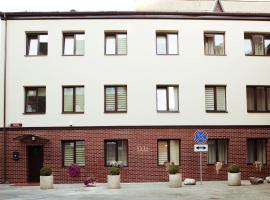 Apartamentai Vyta, apartamentai mieste Klaipėda
