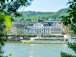 Bellevue Rheinhotel, hotel in Boppard