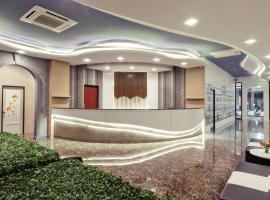 De' Proud Hotel, hotel in Ubon Ratchathani