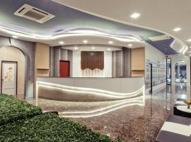 โรงแรมเดอ พราวด์ โรงแรมในอุบลราชธานี