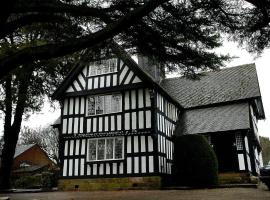 The Old Hall Country House, hotel near Keele Services M6, Madeley