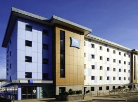 Ibis Budget Portsmouth, hotel in Portsmouth
