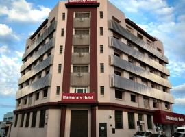 Itamaraty Hotel, hotel em Anápolis