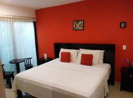 Hotel Catedral Campeche, hotel in Campeche