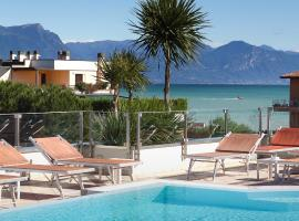 Hotel Arena, hotell i Sirmione