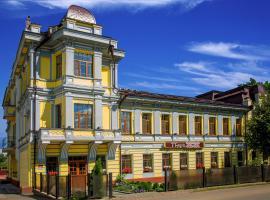 Отель-Ресторан Селивановъ, отель в Ростове