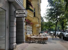 Hotel Pension Kima, Pension in Berlin
