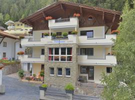 Hotel Garni Viktoria, Hotel in Sankt Anton am Arlberg