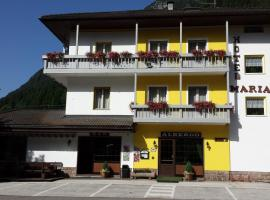 Hotel Villa Melì, hotel in Predazzo