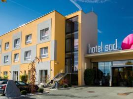 그라츠에 위치한 호텔 Hotel Süd art