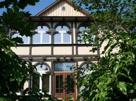 family & friends, apartment in Wernigerode