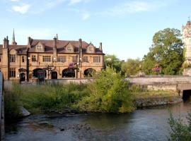 The Kings Head Inn Wetherspoon, hotel in Salisbury