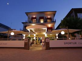 Sportur Club Hotel, hotel near Mirabilandia, Cervia
