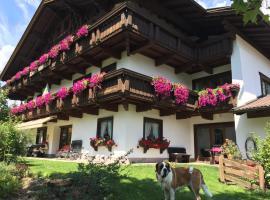 Ferienhaus Larinmos, hotel in Lermoos