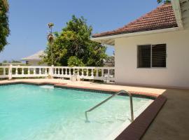 Gemini Villa, homestay in Montego Bay