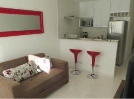 Apartamento Eco Ribeira, hotel in Angra dos Reis