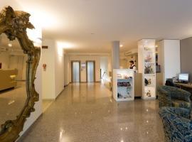 Hotel Airmotel, отель в Местре