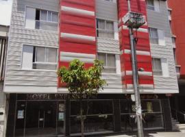 Hotel Exelsior, hotel in Cúcuta