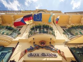 Aqua Marina, hotel en Karlovy Vary