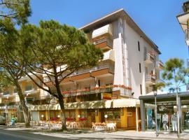 Hotel Bellaria, hotel en Lido di Jesolo