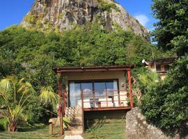La Hacienda Mauritius, guest house in Mahébourg