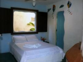 Pousada Cavallitos d'Amar, hotel na Ilha de Boipeba