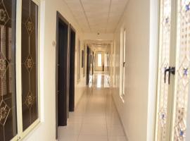 De Rigg Place, отель в Лагосе