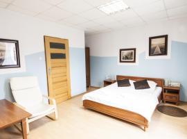 Motel Te Klimaty, hotel near Katowice Airport - KTW, Czeladź