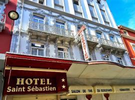 Hôtel Saint Sébastien, hotel in Lourdes