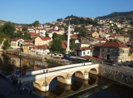 Toplik, guest house in Sarajevo