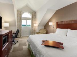 Hampton Inn Burlington - Colchester, hotel near Plattsburgh International Airport - PBG, Burlington