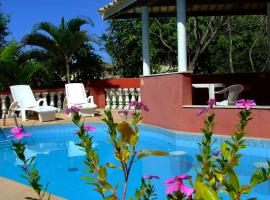 Porto Verano Residence, hotel near Arena Axé Moi Bar, Porto Seguro