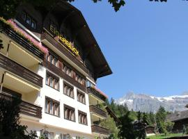 Hotel Eigerblick, hotel in Grindelwald
