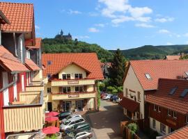 Apart Hotel Wernigerode, hotel in Wernigerode