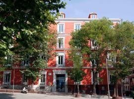 Petit Palace Santa Bárbara, hotel en Madrid