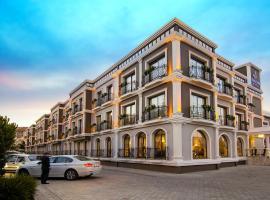 Svalinn Hotel, hotel near Izmir Adnan Menderes Airport - ADB,