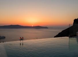 Daydream Luxury Suites、フィラのホテル
