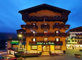 Hotel De La Poste, hotel in Cortina d'Ampezzo